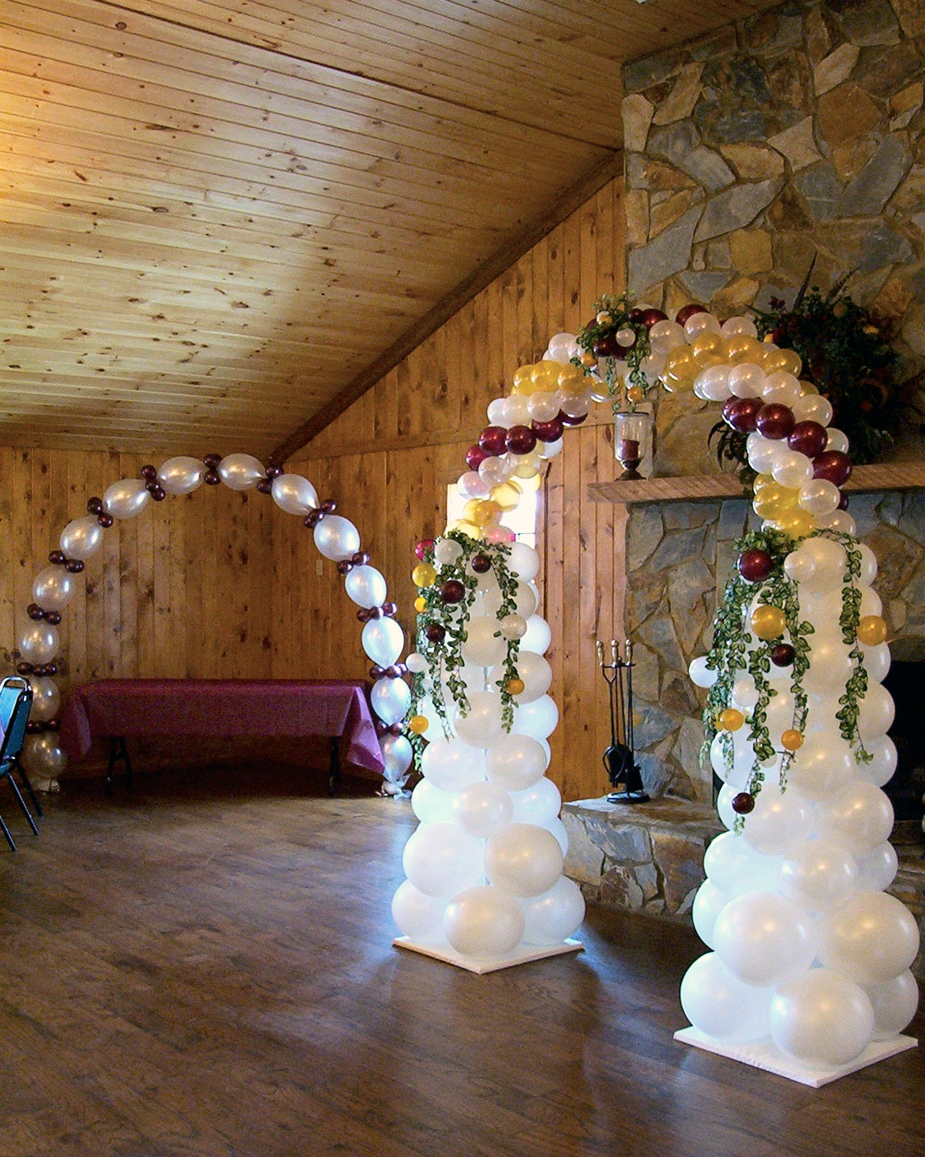 Balloon arch for wedding - Balloon Arch For Wedding 40